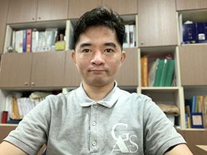助理-李昆霖-Li KunLin